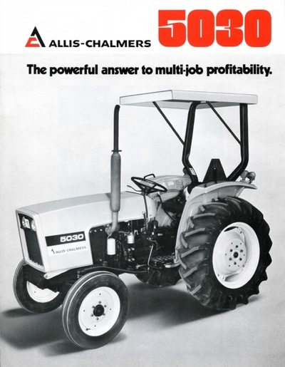 Allis Chalmers Archive - Home